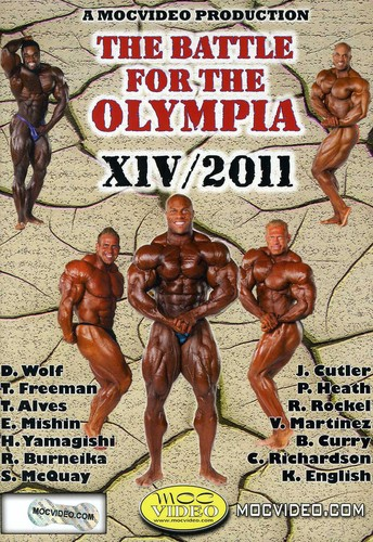 Battle for Olympia 2011 Bodybuilding