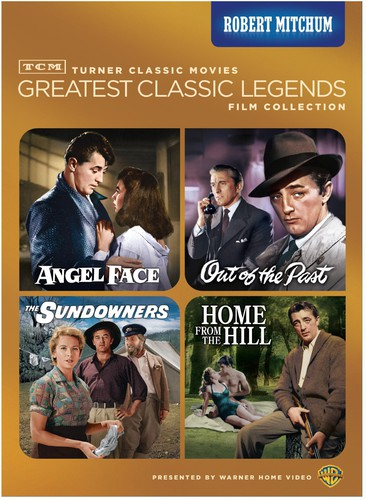 TCM Greatest Classic Legends Film Collection: Robert Mitchum