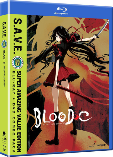 Blood-C - The Complete Series - S.A.V.E.