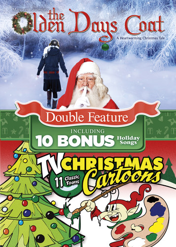 TV Christmas Cartoons /  Olden Days Coat