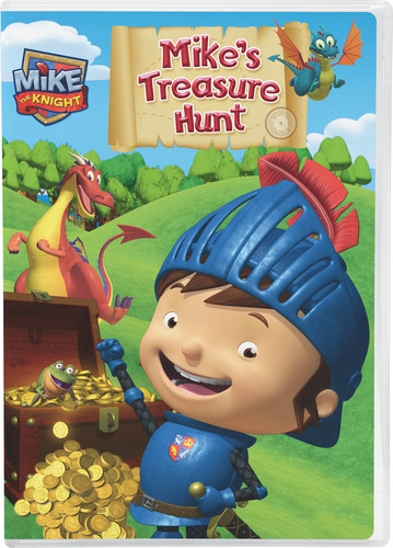 Mike the Knight: Mike's Treasure Hunt