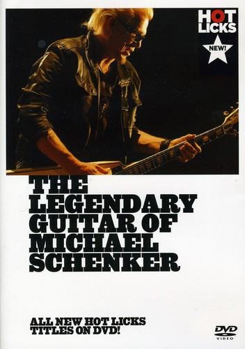 Legendary Guitar of Michael Schenker