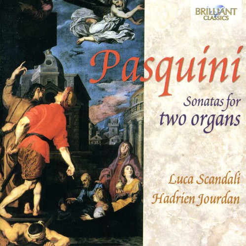 Sonatas for Two Organs