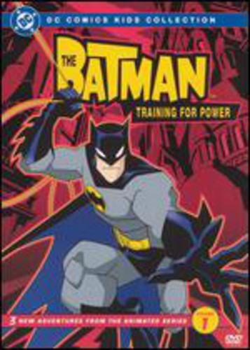 Batman: Training for Power Season 1 Vol 1