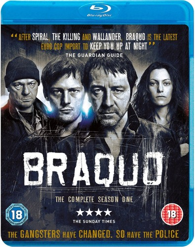 Braquo Season 1 [Import]