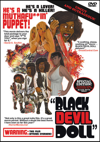 Black Devil Doll