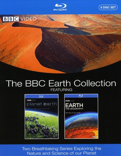 Planet Earth & Earth: Biography Collection