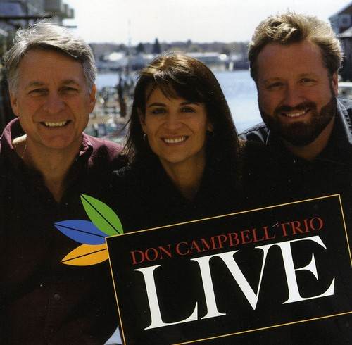 Don Campbell Trio-Live