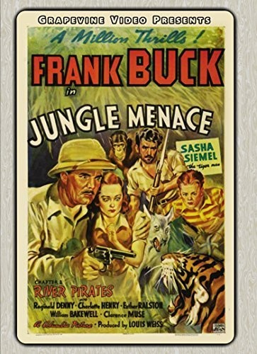 Jungle Menace (1937)