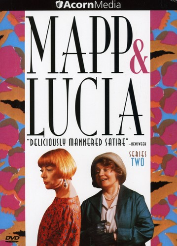 Mapp & Lucia: Series 2