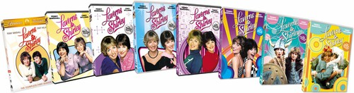 Laverne & Shirley: Complete Series Pack