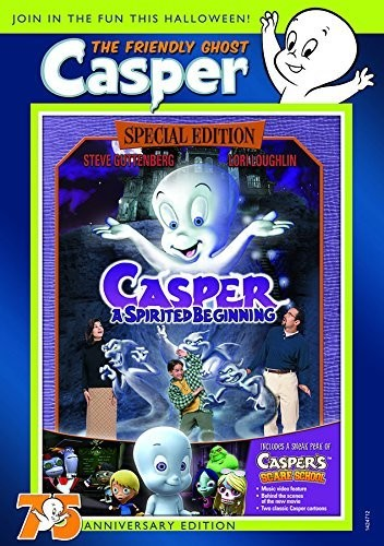 Casper a Spirited Beginning