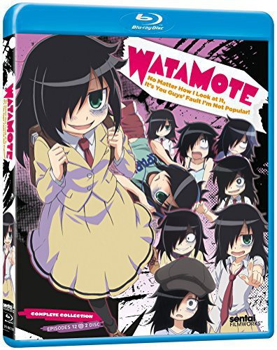 Watamote: Complete Collection