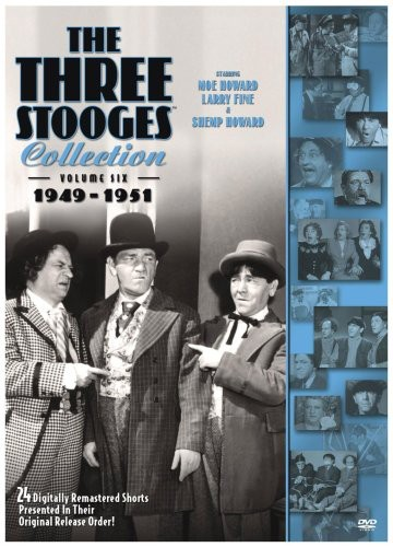 Three Stooges Collection 6: 1949-1951