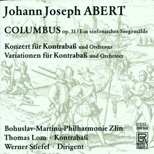 Columbus /  Variations for Bass & Orchestra