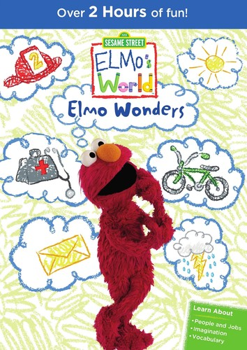 Elmos World: Elmo Wonders