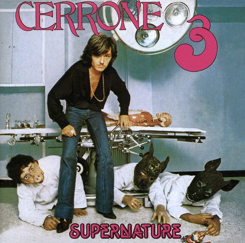 Cerrone 3: Supernature [Import]