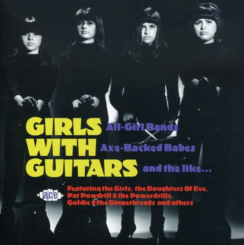 Girls with Guitars /  Various [Import]