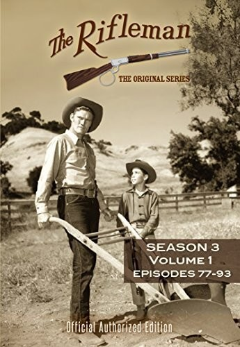 The Rifleman: Season 3 Volume 1 (Episodes 77 - 93)