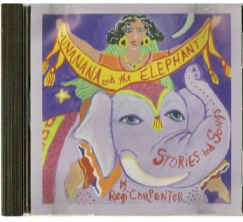 Unanana & the Elephant- Stories & Songs