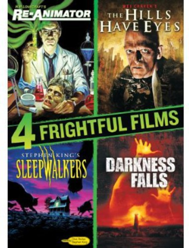 4 Frightful Films Collection