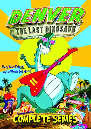 Denver the Last Dinosaur: Complete Series