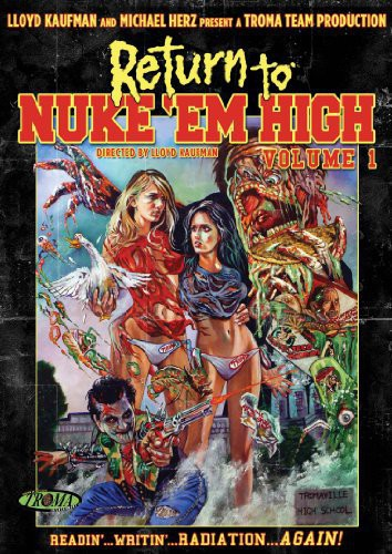 Return to Nuke Em High 1