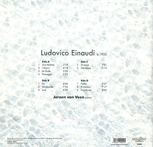 Einaudi: Piano Music