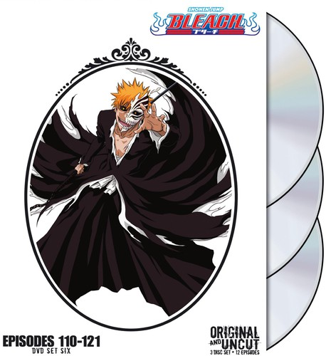 Bleach Uncut Box Set 6