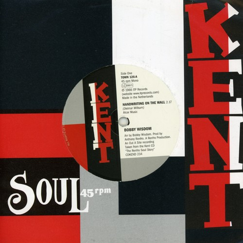 Handwriting on the Wall /  Too Darn Soulful [Import]
