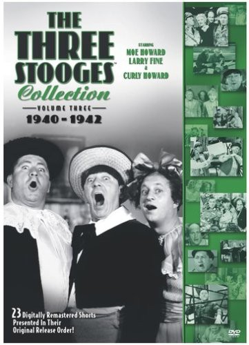 Three Stooges Collection 3: 1940-1942