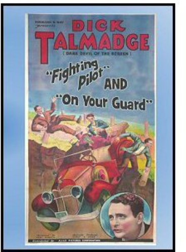 Fighting Pilot (1935)/ On Your Guard (1933)