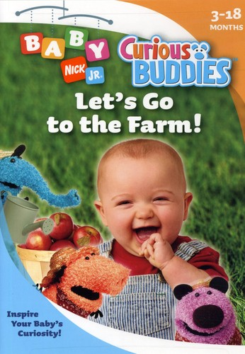 Nick JR Baby Curious Buddies: Let's Go to the Farm