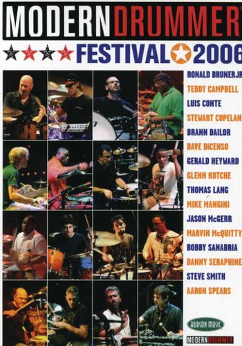 Modern Drummer Festival 2006: Saturday & Sunday