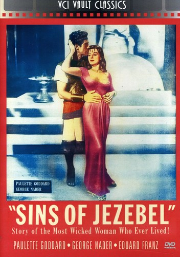 Sins of Jezebel (1953)