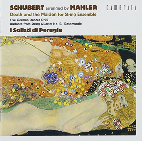 Schubert Arranged By Mahler