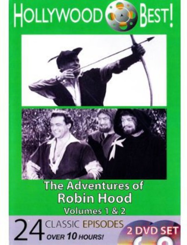 Hollywood Best Adventures of Robin Hood 1 & 2
