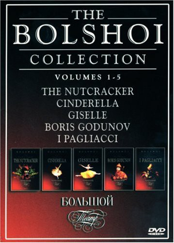 Bolshoi Collection: Vol 1 to 5