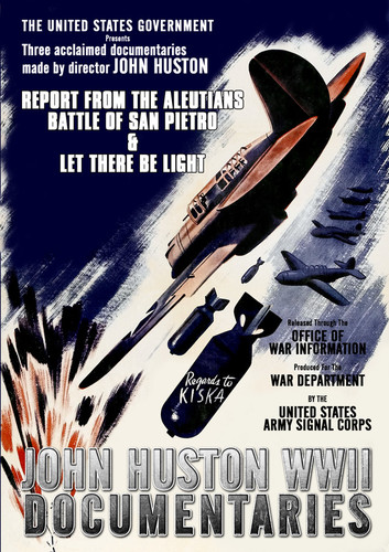 John Huston WWII Documentaries