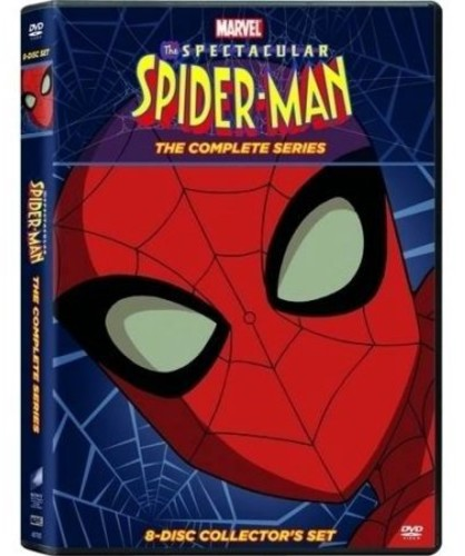 Spectacular Spiderman: The Complete Series