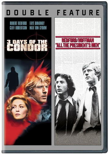 All the President Men /  Three Days of the Condor
