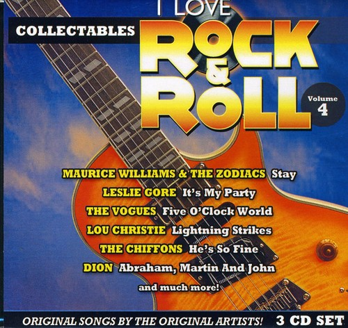 Collectables I Love Rock N Roll 4 /  Various
