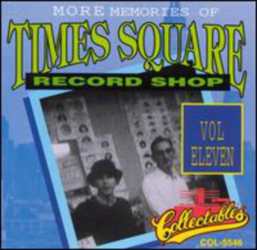 Memories of Times Square Records 11 /  Various