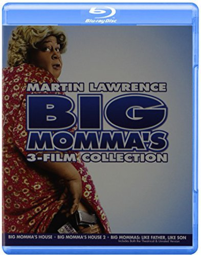Big Momma S 3-Film Collection