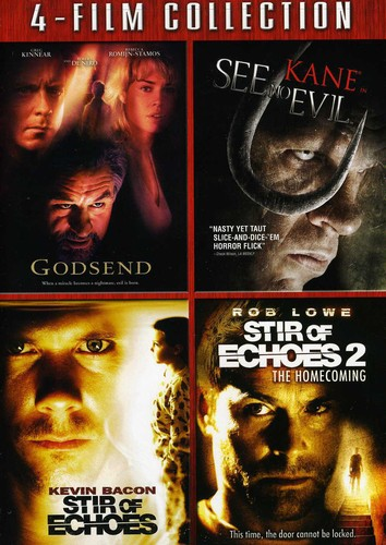 Godsend & See No Evil & Stir of Echoes 1 & 2