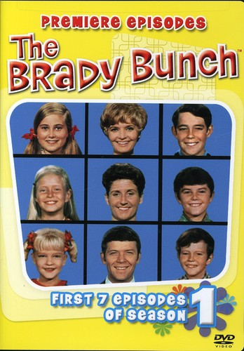 Brady Bunch: First Season Disc 1