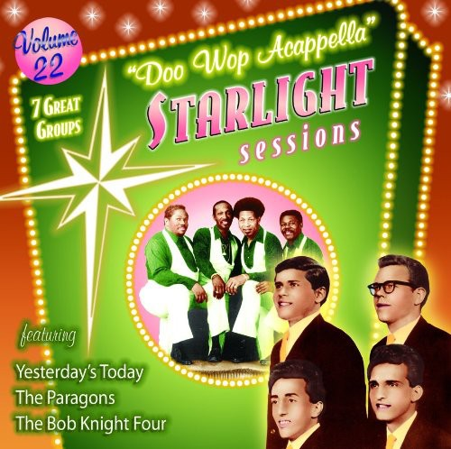 Doo Wop Acappella Starlight Sessions 22 /  Various
