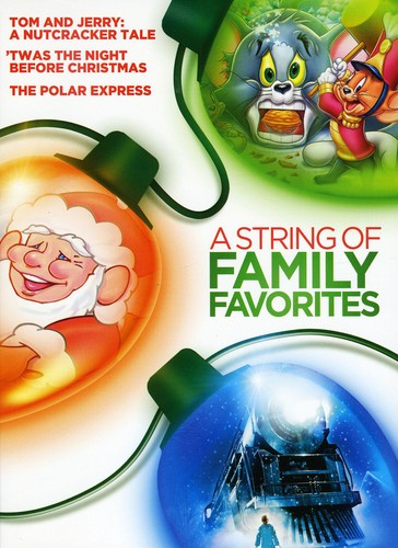 String of Family Favorites 3-Pack