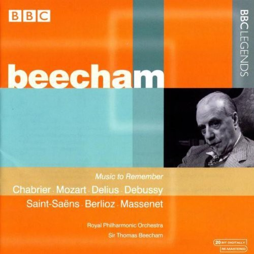 Sir Thomas Beecham Conducts