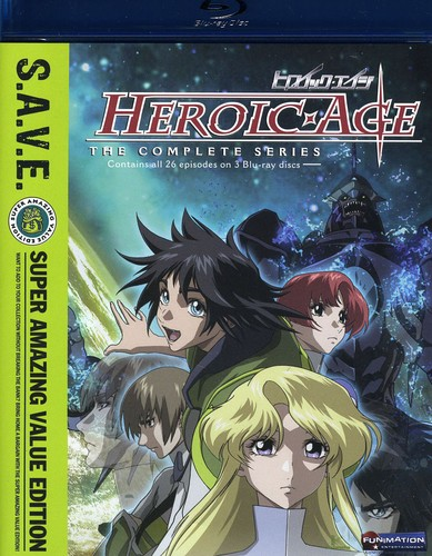 Heroic Age: The Complete Series - Save
